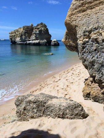 Sao Rafael Atlantico: Secret Beach - 4th Best Beach in Europe!!