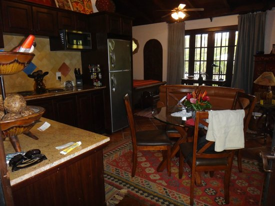 Villa Andalucia Bed and Breakfast: Kitchen Villa Seville