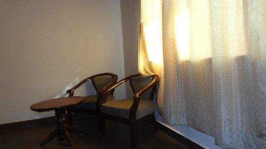 WelcomHeritage Ranthambore Forest Resort: resort