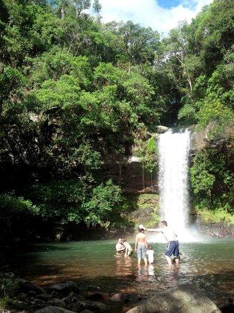 Cachoeira Garapiá