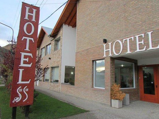 Hotel Sur Sur: Entrada