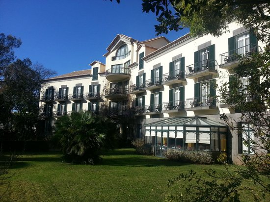 Quinta da Bela Vista: Vue du bâtiment principal