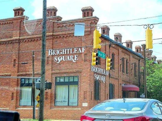 Brightleaf Square : street view