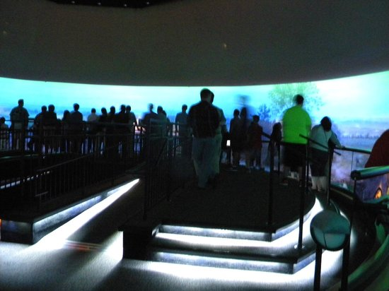 Gettysburg Museum & Visitor Center: The Cyclorama