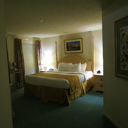 Greensprings Vacation Resort : Back in the 80's! Rooms in serious need of updating