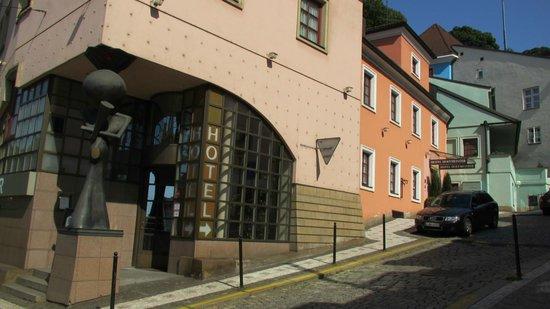 Hoffmeister & Spa: Hotel von außen