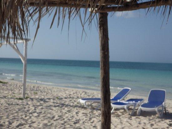 Hotel Playa Coco: LA MER DE TOUTE BEAUTÉ