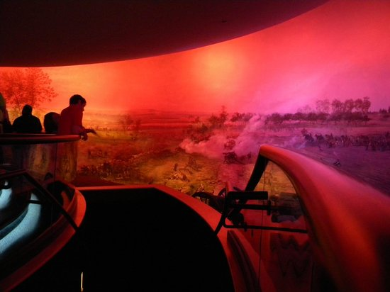 Gettysburg Museum & Visitor Center: The Cylcorama