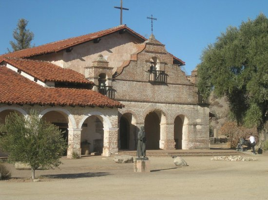The Original Monterey Walking Tours: Mission San Antonio