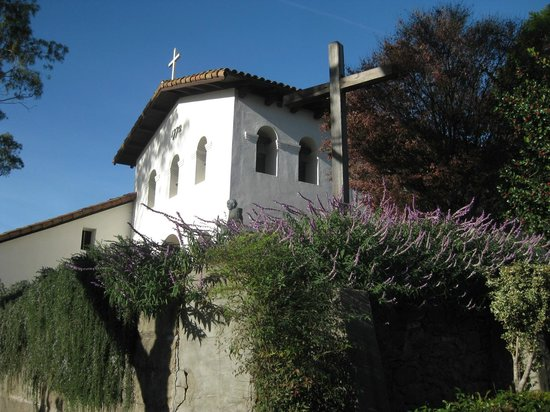 The Original Monterey Walking Tours: Mission San Luis Obispo