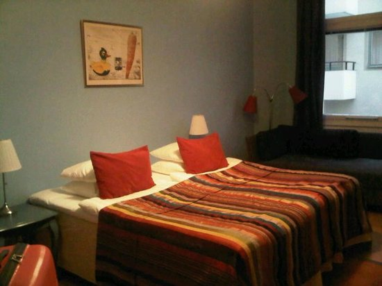 Hotel Hornsgatan: Our room
