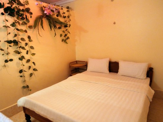 Battambang My Homestay: chambre