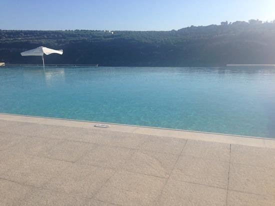 Rimondi Grand Resort & Spa: piscine a debordement