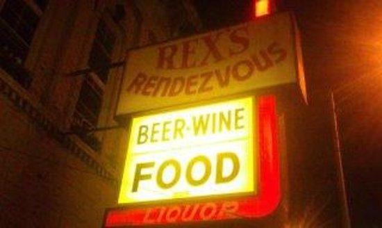 Rex's Rendezvous: Rexs Rendezvous