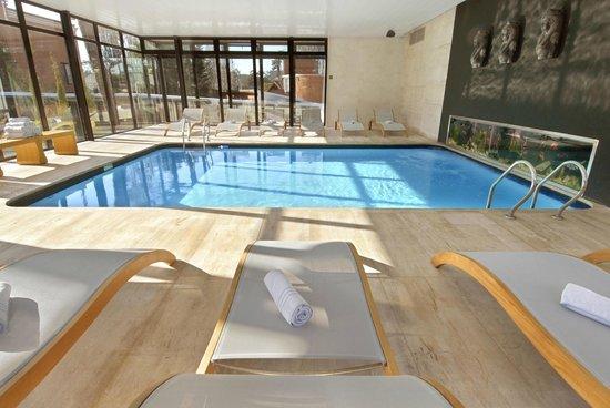 Barradas Parque Hotel & Spa: Piscina interna