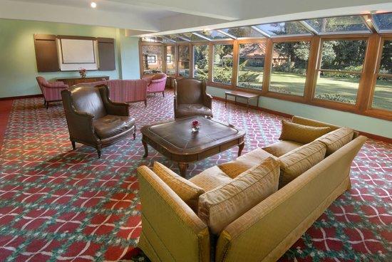 Barradas Parque Hotel & Spa: Sala de lectura
