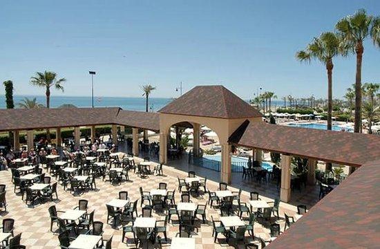 Hotel Pueblo Camino Real : Extérieur du Club Marmara