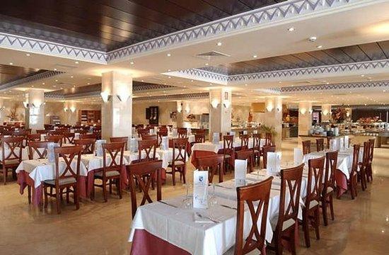 Hotel Pueblo Camino Real : Restaurant du Club Marmara