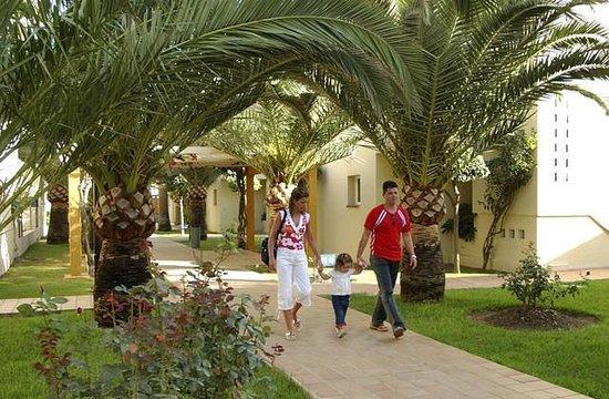 Hotel Pueblo Camino Real: Extérieur du Club Marmara