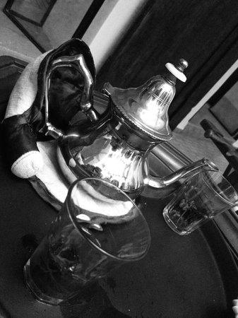 Dar Mo'da: Té marocchino