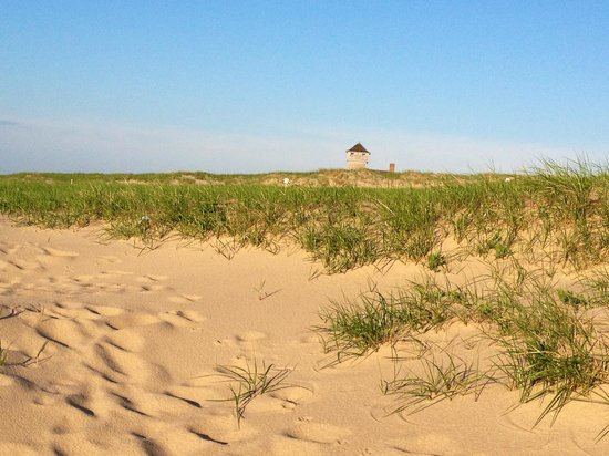 The Inn at Cook Street: Race Point Beach and Lifeguard Museum