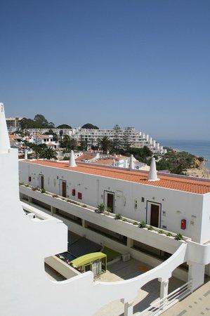 Club Borda D'Agua Apartments: Borda D´agua apartments ( Varanda view )