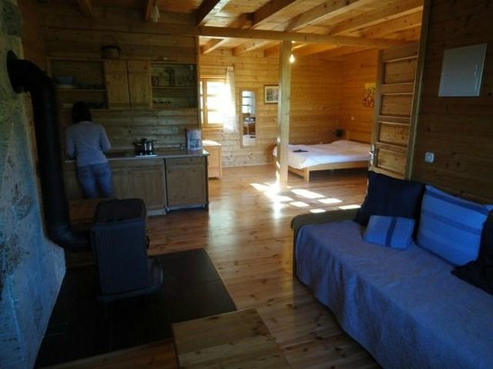 Estate Jelov Klanac : L'appartamento
