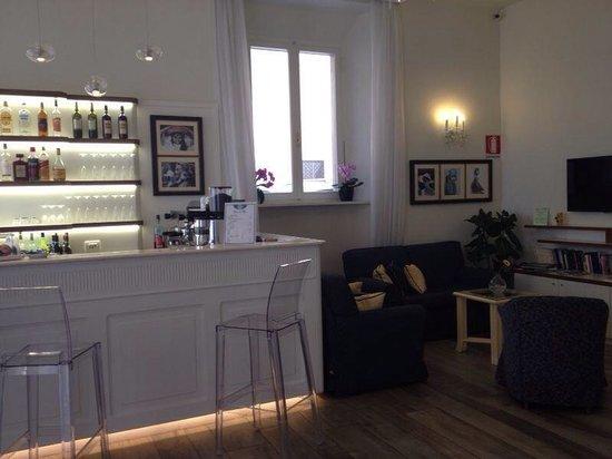 Hotel Italia: Lounge do Hotel