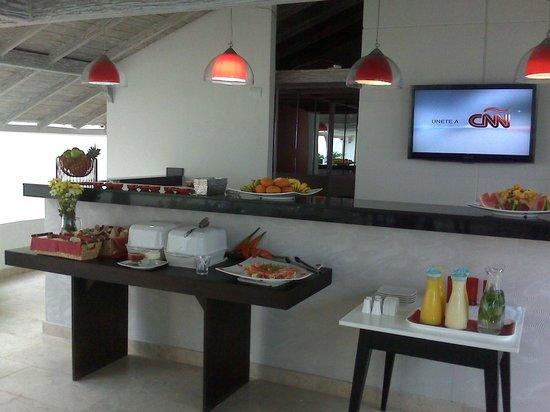 Zalmedina Hotel: RESTAURANTE