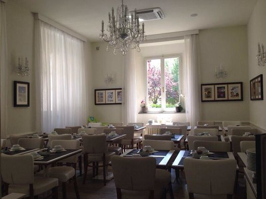 Hotel Italia: Café da manhã