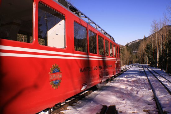 Red Crags Estates: Pike's Peak Cog rail