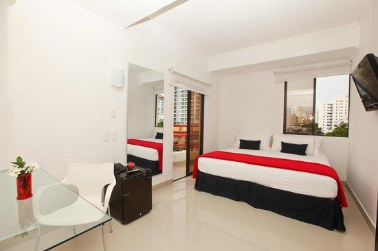 Zalmedina Hotel: HABITACION CON BALCON