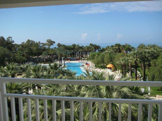 Otium Hotel Seven Seas : Wiev from Balcony