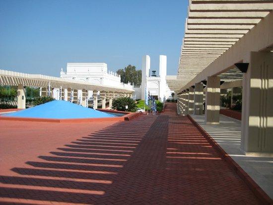 Otium Hotel Seven Seas : Hotel Entrance