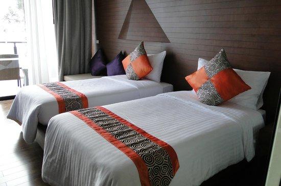 Beyond Resort Krabi: Ruime en propere kamers