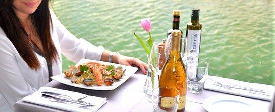 Pasta & Via: Restaurant italien à Port Grimaud