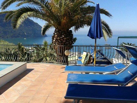 Hotel Citara : La piscina sul tetto