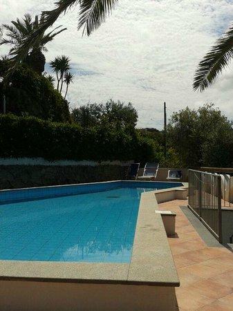Hotel Citara : La piscina sul tetto 2
