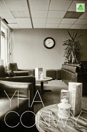 YHA Conwy: Lounge