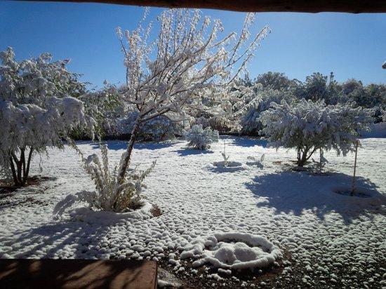 Hotel Cumbres San Pedro de Atacama: San Pedro, pero nevado