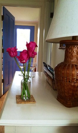 The Broad Meadow Bed & Breakfast: The small touches make a difference