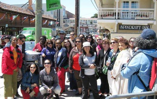 The Original Monterey Walking Tours: www.walkmonterey.com