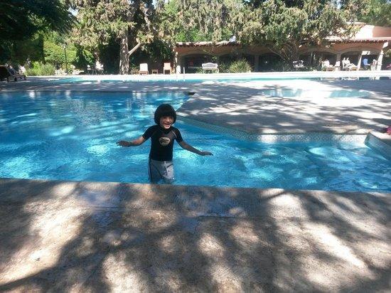 Rincon de Montero: Helada el agua!