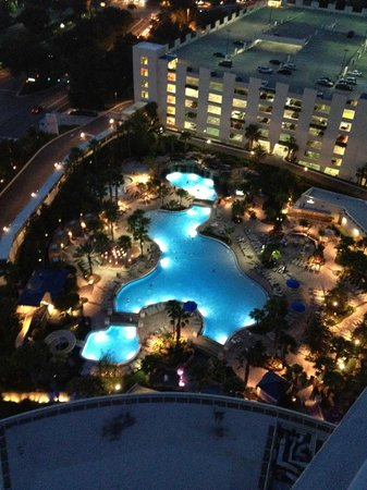 Hyatt Regency Orlando : Metroplitan Suite - Room View