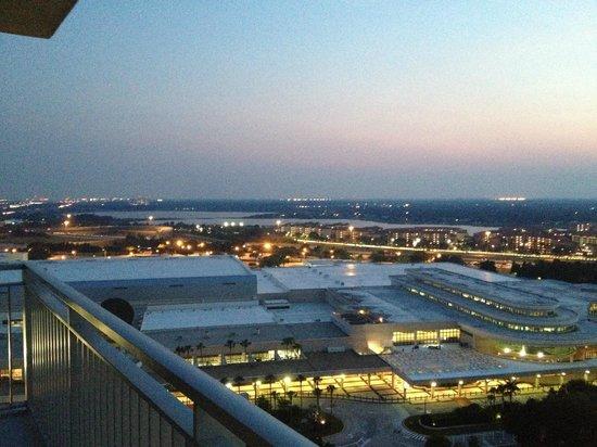Hyatt Regency Orlando : Metroplitan Suite - View