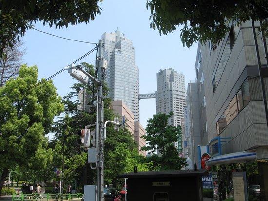 Ginza Creston Hotel : St Luke's Towers