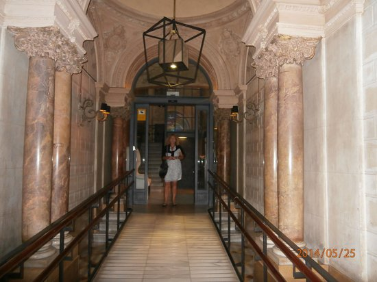 Hotel Praktik Rambla: entrance hall