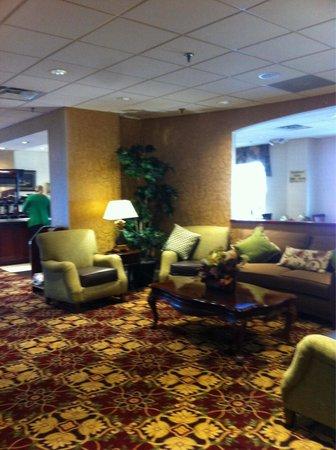 Regency Suites: Lobby