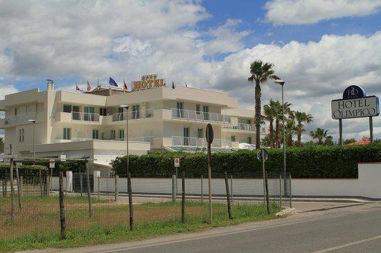Hotel Olimpico: Hotel!