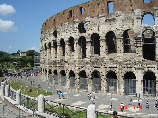 Hotel Londra And Cargill: Collosseum